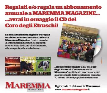 Maremma Magazine - Visual 2015 bis