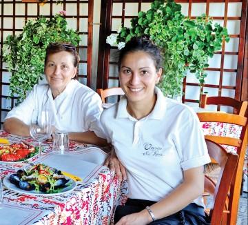 A Tavola - Osteria San Rocco - Leyla e Irina