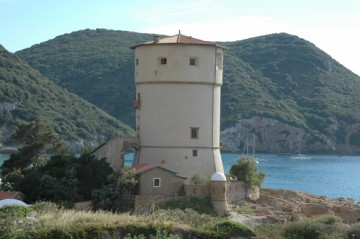 Giglio Campese - Torre 2