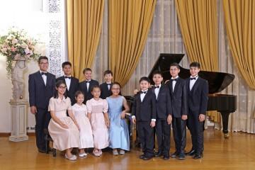 Nat Yontararak Piano School Bangkok